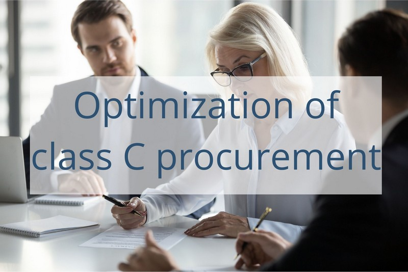 Optimization of class C procurement