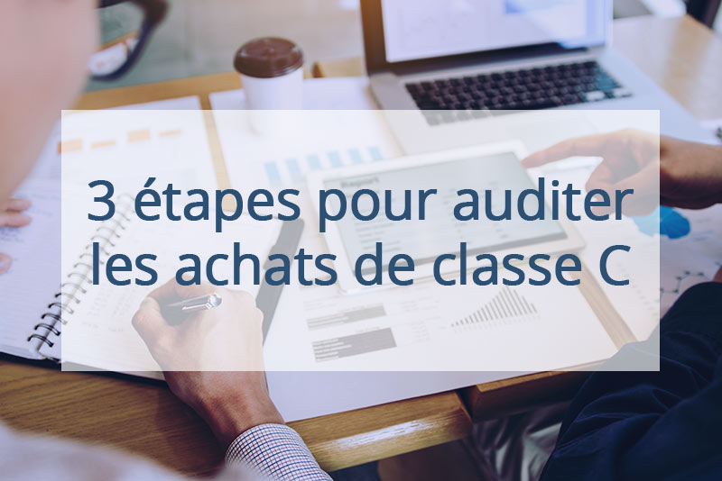 audit achat classe